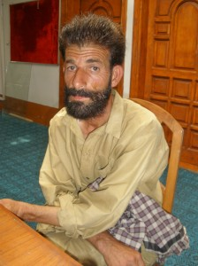 Amanullah lost his son to a suicide bomber targeting Canadian troops